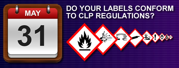 Hazardous Chemical Labels