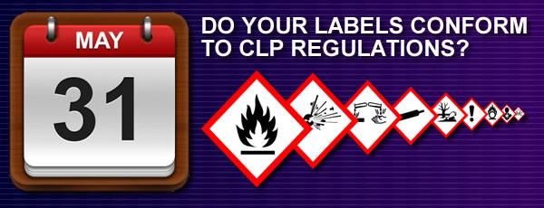 CLP Labels