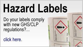 Hazardous Chemical Labels Deadline