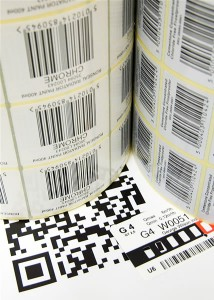 numbered labels printing